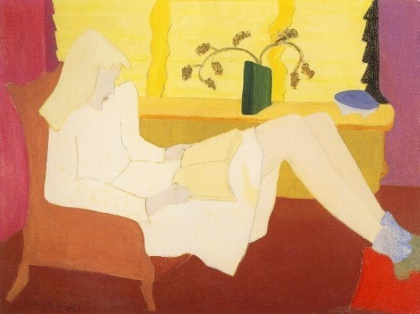 Adolescence, 1947 - Milton Avery