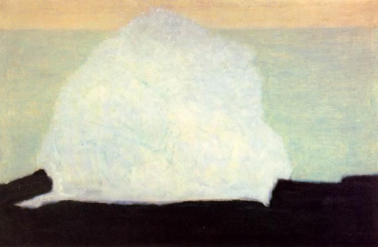White Wave, 1954 - Milton Avery