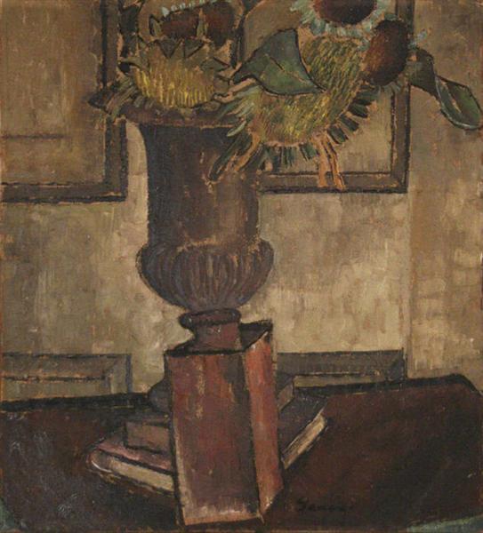 Sunflower, 1933 - Morris Graves