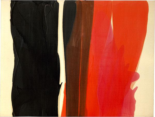 Dalet Zayin, 1959 - Morris Louis