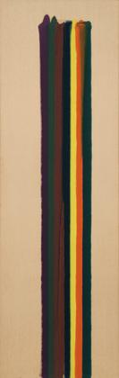 Purple Fill, 1962 - Morris Louis