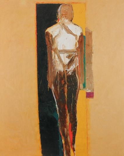Untitled, 1992 - Nathan Oliveira
