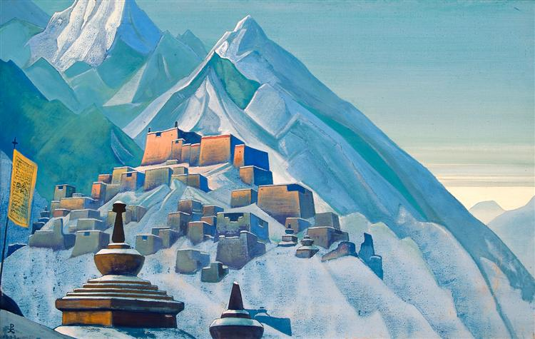 Tibet. Himalayas., 1933 - Nicholas Roerich