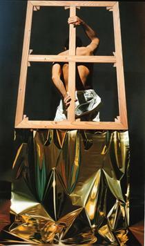 Le paintre - Nicolae Maniu