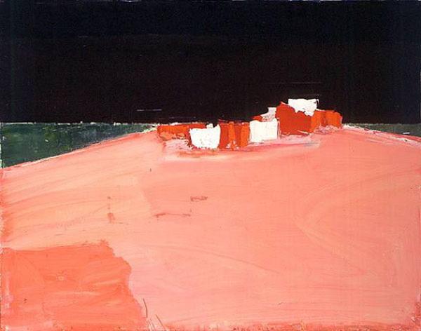 Paysage, 1954 - Nicolas de Staël