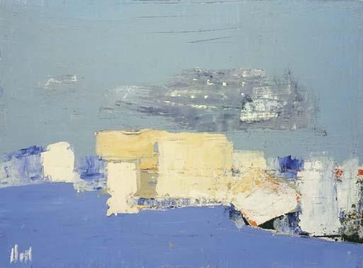 Paysage méditerranéen - Nicolas de Staël
