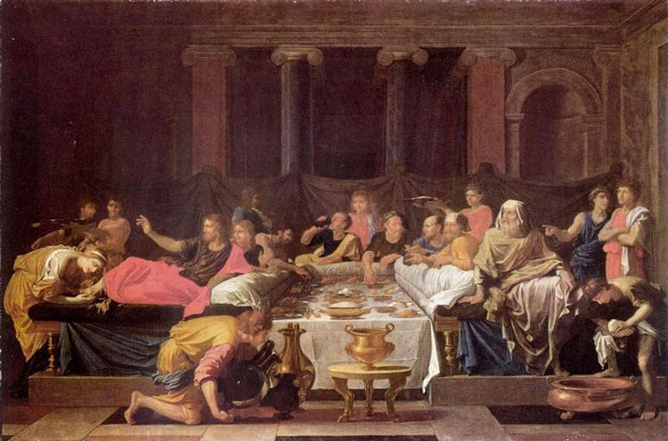Penance, 1647 - Nicolas Poussin
