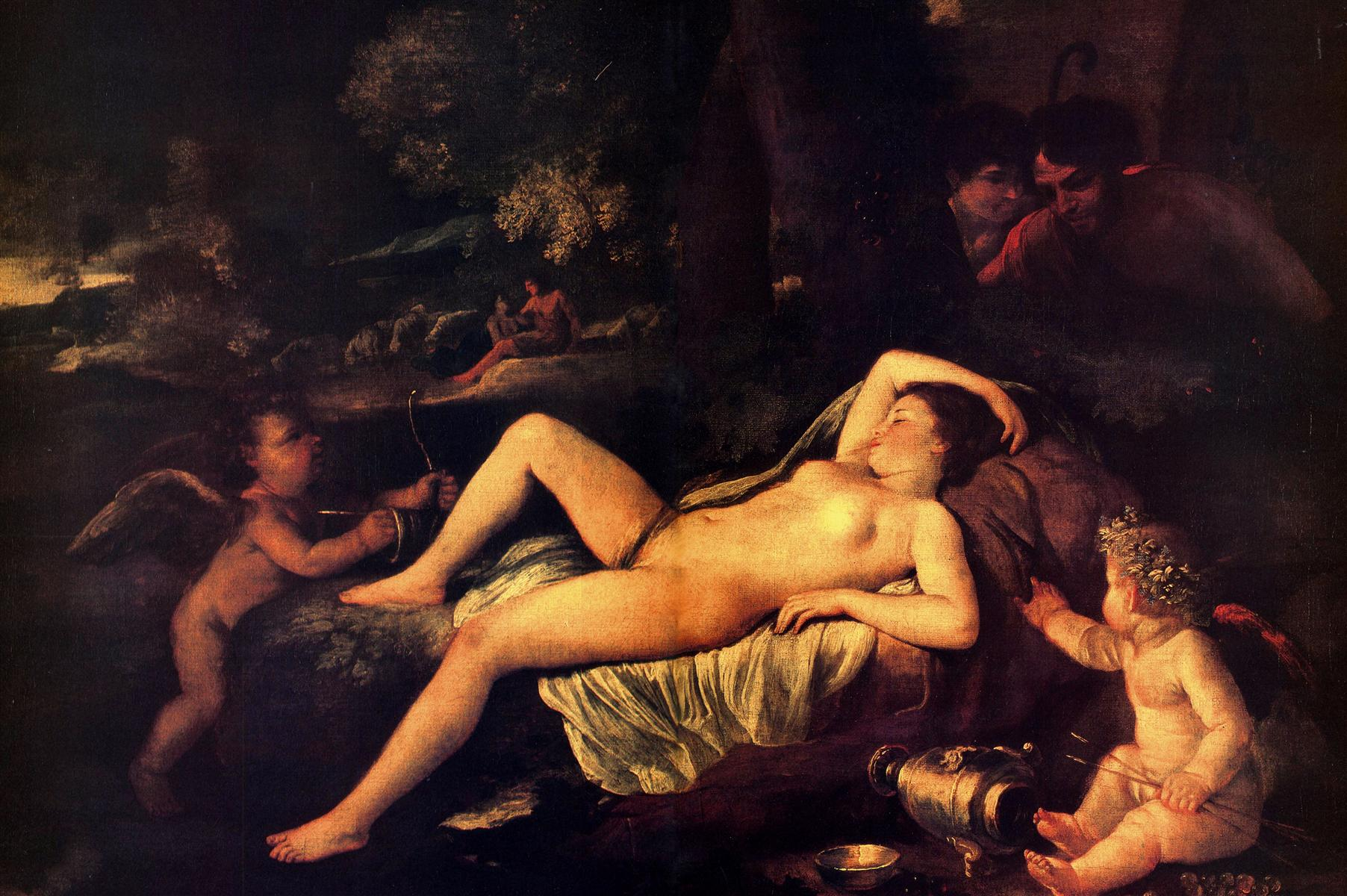 http://uploads8.wikipaintings.org/images/nicolas-poussin/sleeping-venus-and-cupid.jpg!HD.jpg