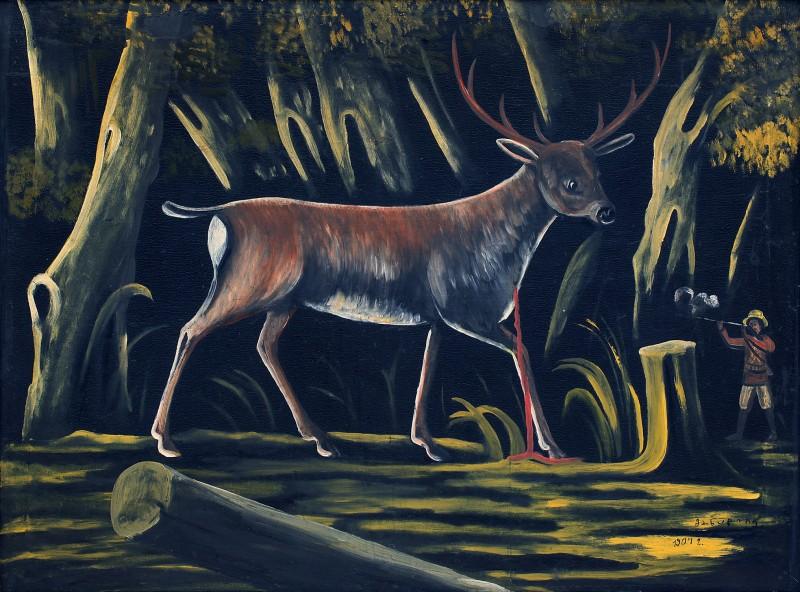 Hunter, 1907
