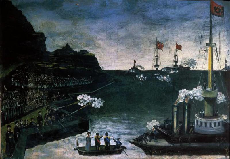 Russo-Japanese War, 1906
