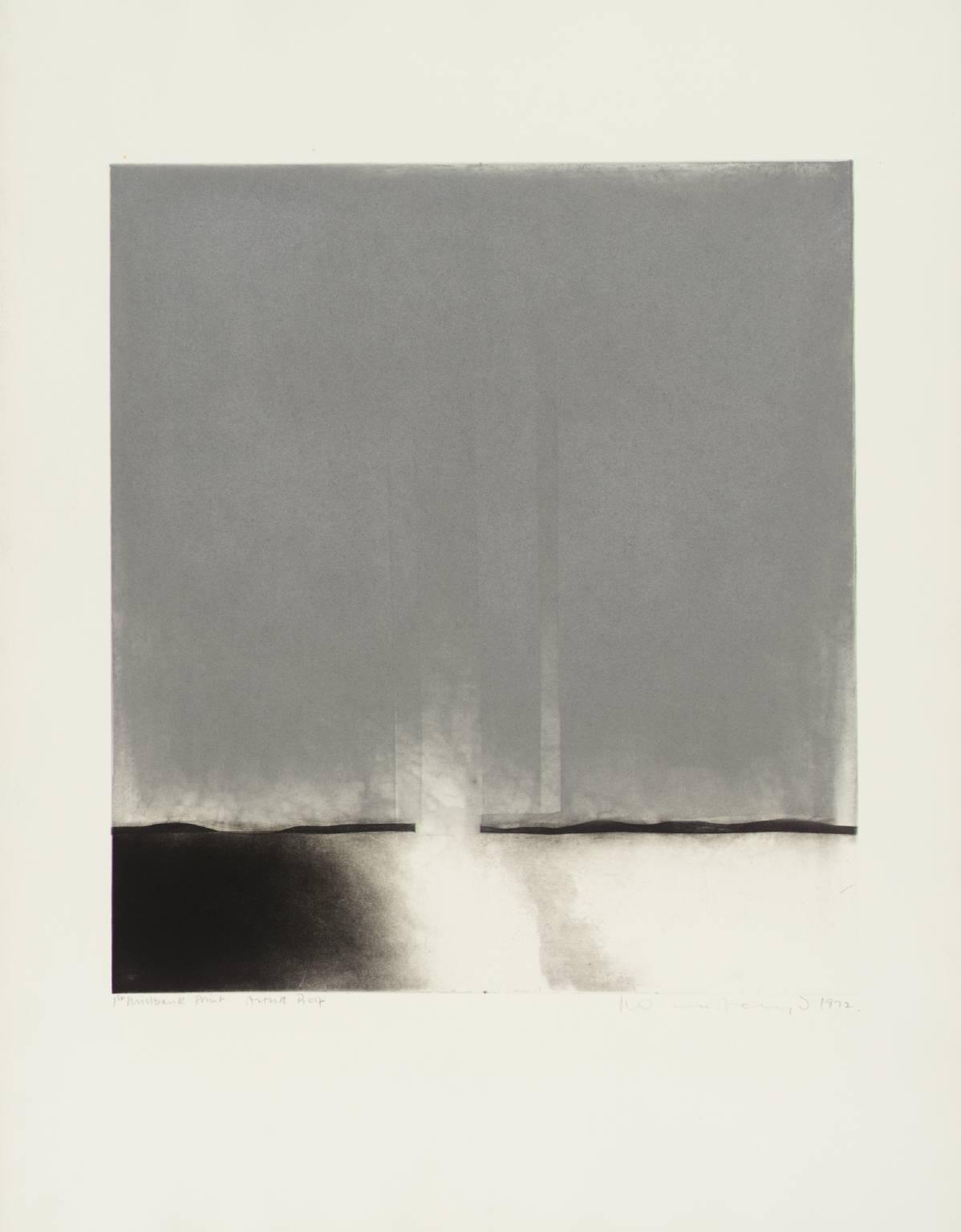 1st Millbank Print, 1972