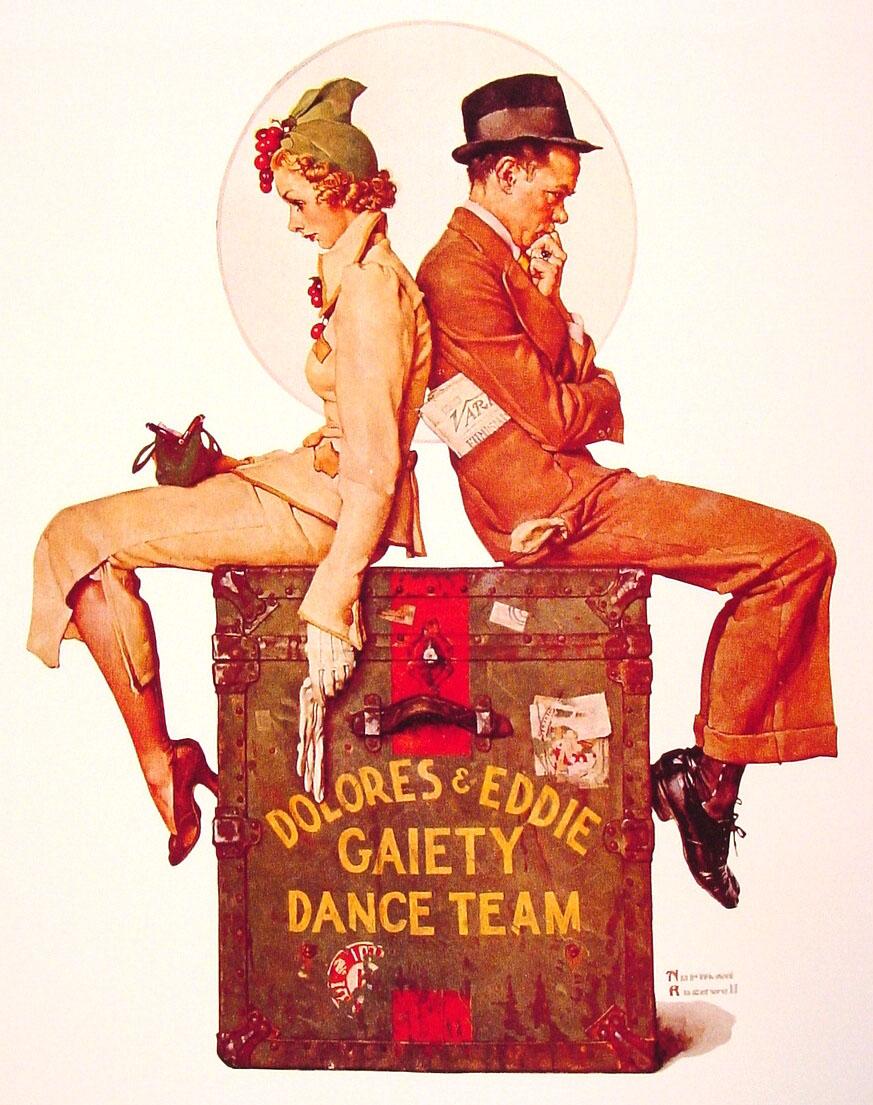 Gaiety Dance Team, 1937