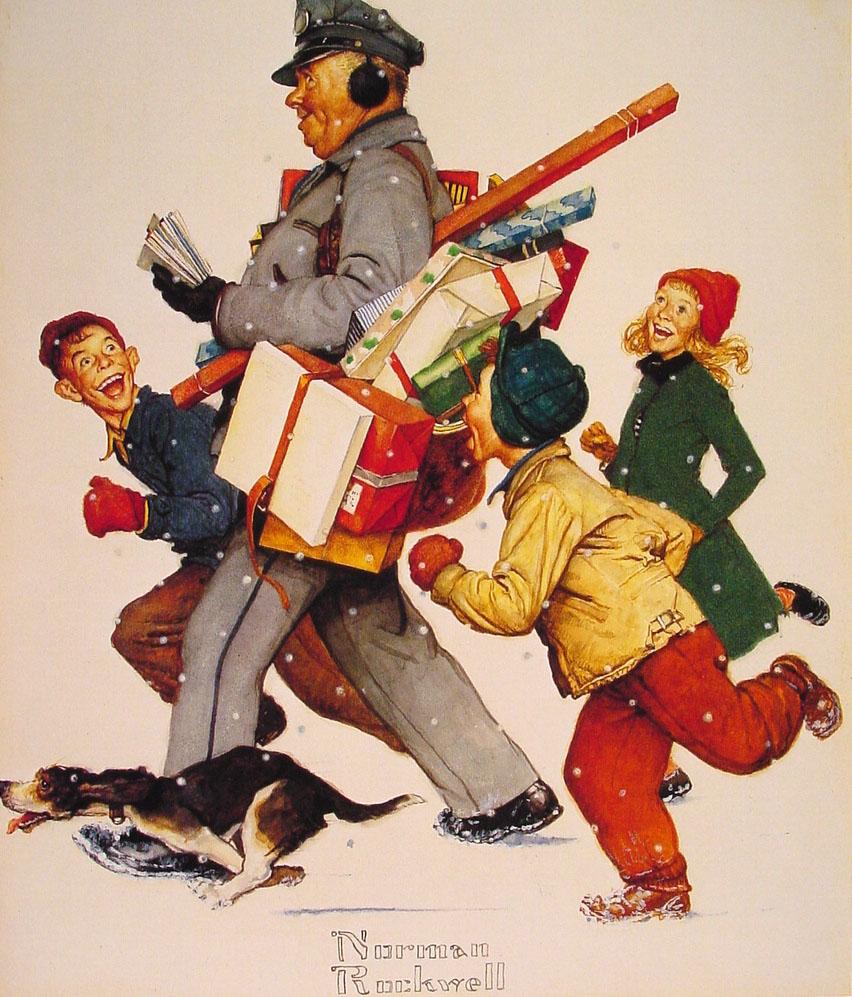 Jolly Postman 1949