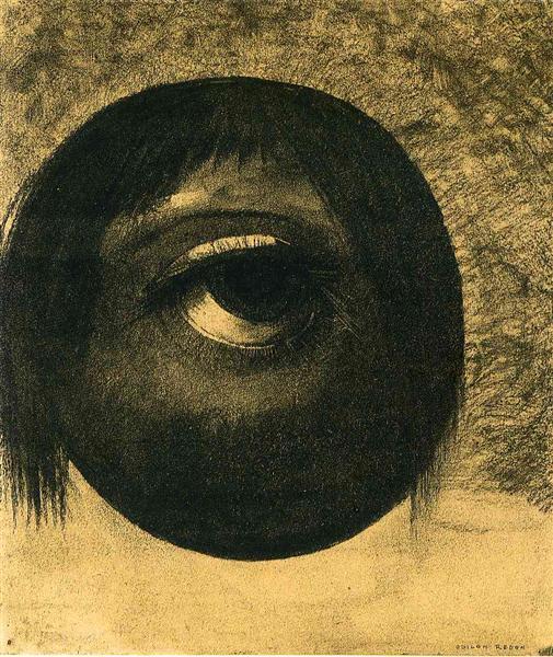 Vision - Odilon Redon