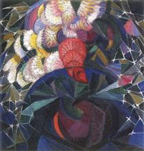 Bouquet of flowers - Oleksandr Bogomazov