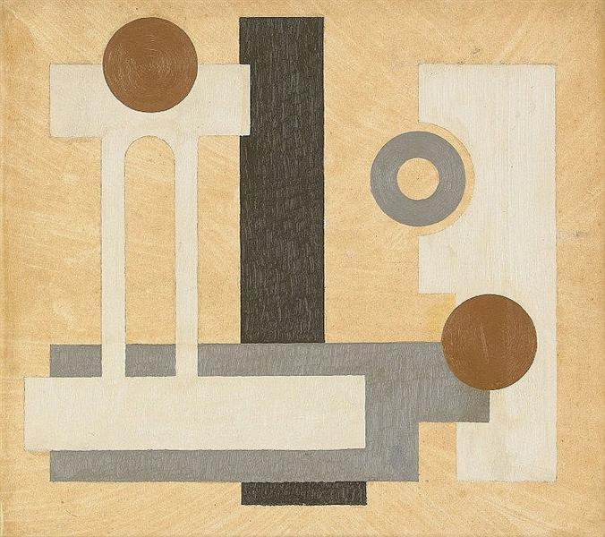 Komposition - Otto Gustav Carlsund