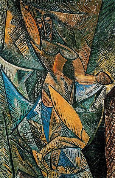 Dance of the Veils, 1907 - Pablo Picasso