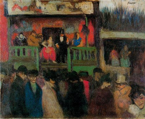 Pablo picasso and the works of impressionism
