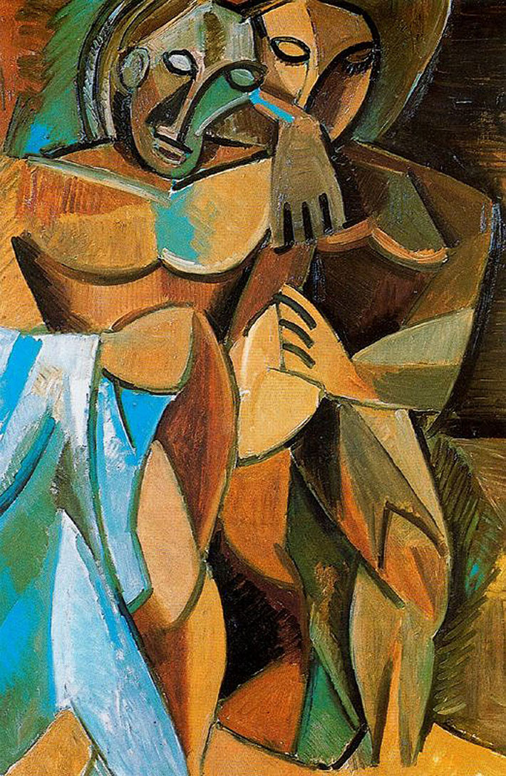 cubism and pablo picasso Pablo picasso was an artist who lived in the 20th century who came from spain he is known as a revolutionary and modern painters of his time, he was known as.