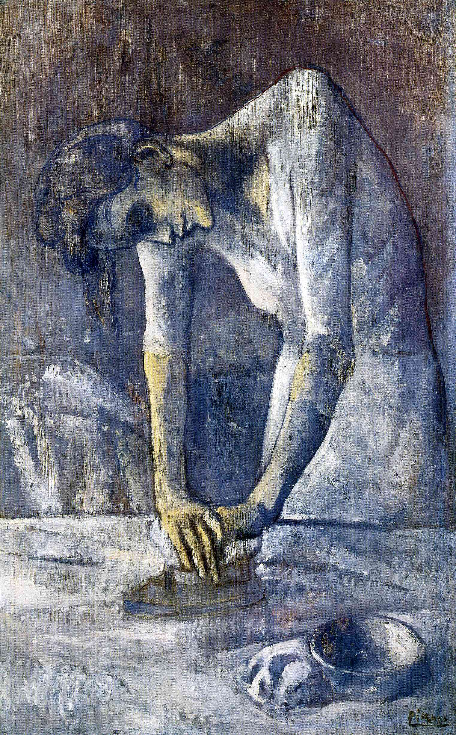 Pablo Picasso S Style In Painting