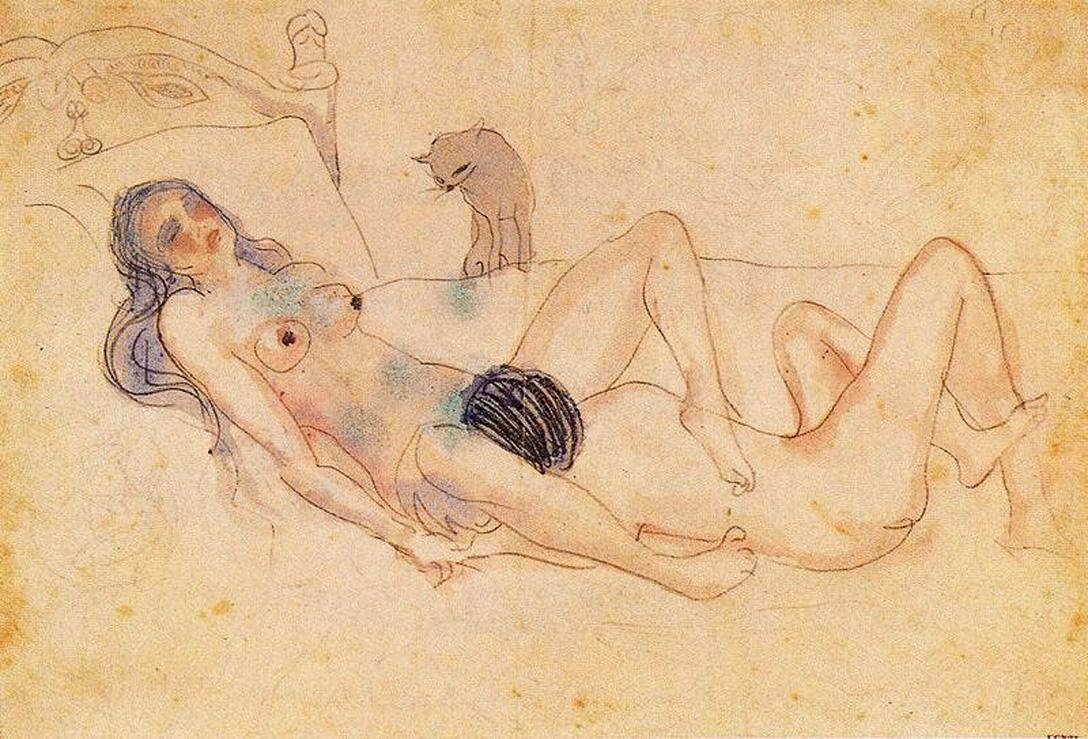 Художественное изображение женских фигур без одежды и секса 15 фотография