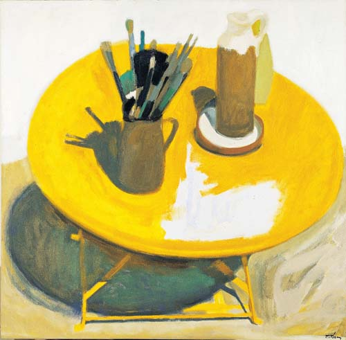 Tables, 1987 - Panayiotis Tetsis