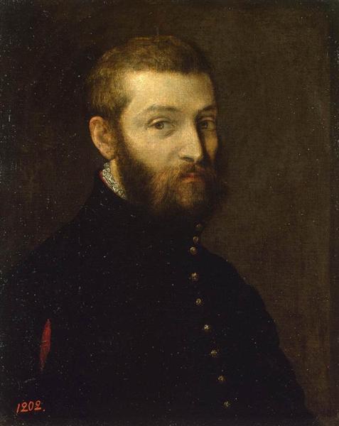Self-Portrait, 1558 - 1563 - Paolo Veronese