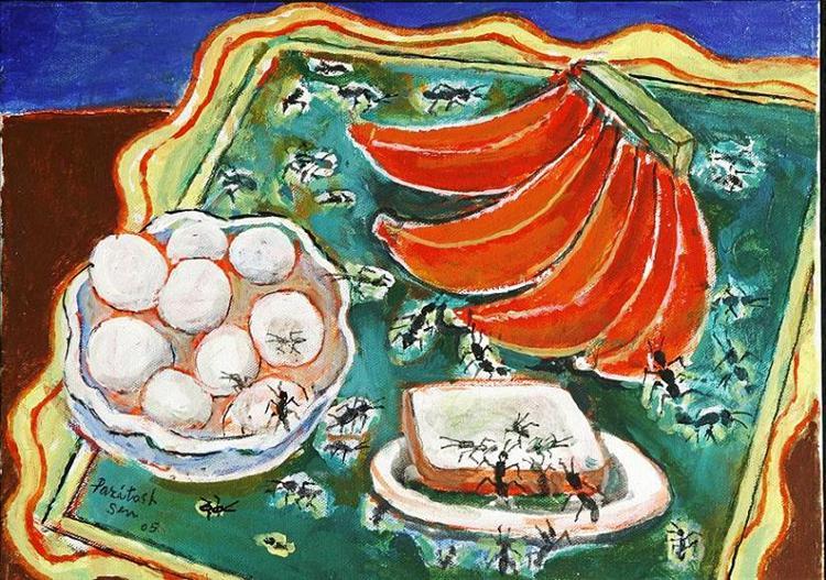 Still Life, 2005 - Paritosh Sen
