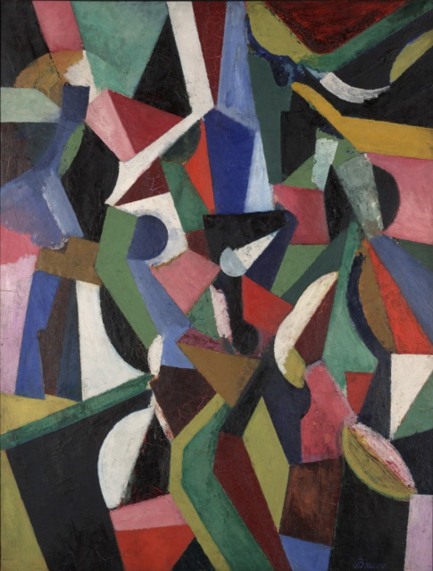 Composition I, 1916