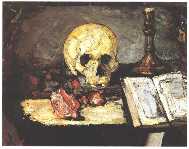 https://uploads8.wikiart.org/images/paul-cezanne/still-life-with-skull-candle-and-book-1866.jpg!Large.jpg