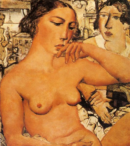 Dream girl, 1931 - Paul Delvaux