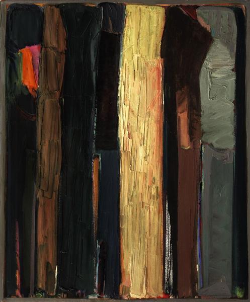 Claire Obscure, 1987 - Paul Guiragossian