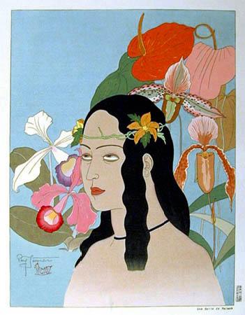 Une Belle De Palaos, 1935