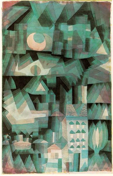 Image result for Dream City klee