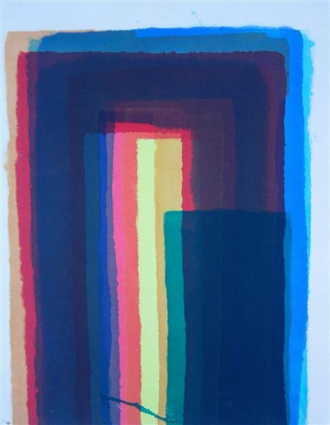 #18 L, 1965 - Paul Reed