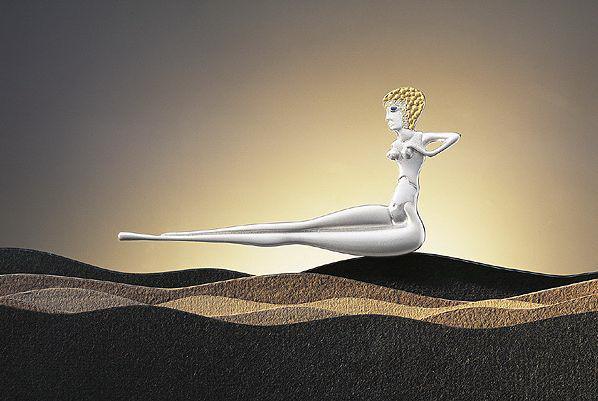 Odaliske, 2004 - Paul Wunderlich