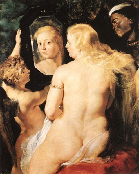 Morning Toilet of Venus, 1612 - 1615 - Peter Paul Rubens