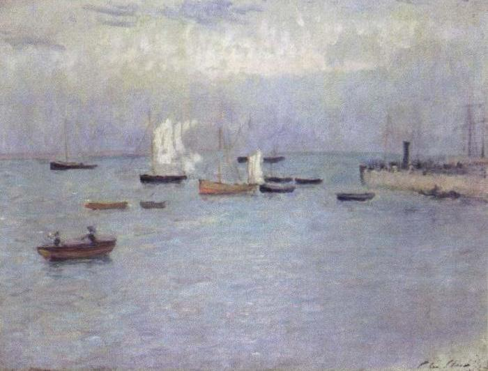Poole Harbour, 1890 - Philip Wilson Steer