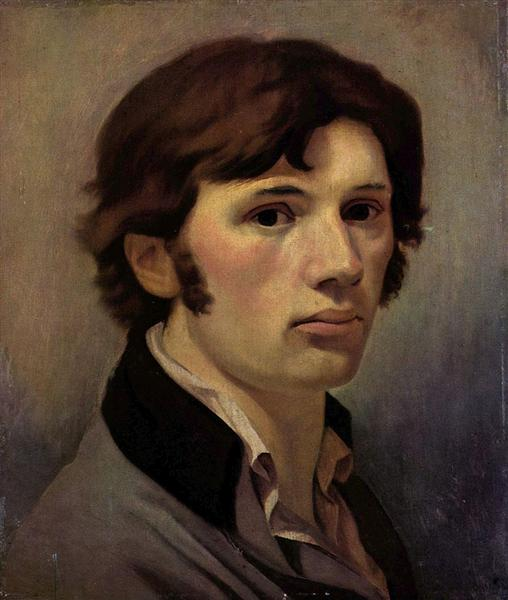 Self-portrait, 1803 - Philipp Otto Runge