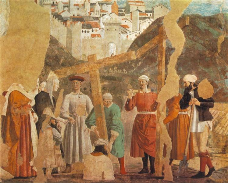 Finding of the True Cross, 1464 - Piero della Francesca