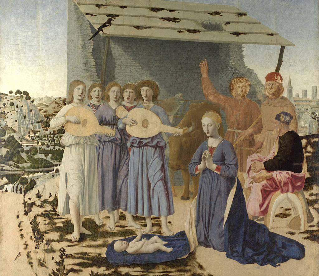 piero della francesca and the use of geometry in his art essay Dawn p styers october 1, 2011 piero della francesca and the use of geometry in his art this paper takes a look at the art work of piero della francesca and, in particular, the clever use of geometry in his work there will be a diagram illustrating this feature of his work at the end of this.
