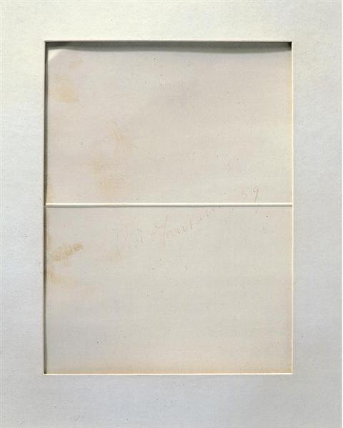 Achrome, 1959 - Piero Manzoni