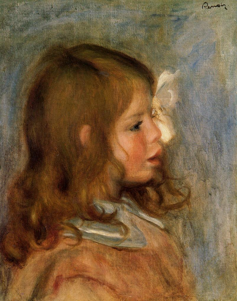 the life and early works of pierre auguste renoir See available pierre-auguste renoir paintings for sale at mark murray gallery   renoir made frequent visits to the louvre, where he studied the art of earlier   classified as an impressionist, renoir spent most of his life exploring multiple.