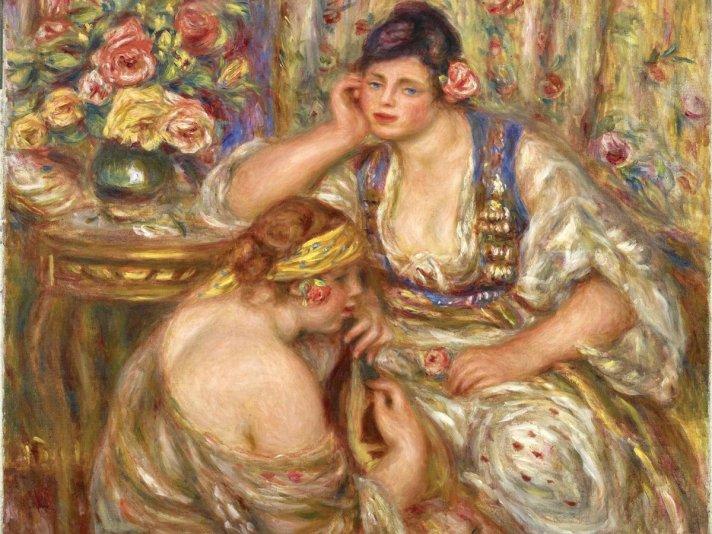The Concert, 1918 - 1919 - Pierre-Auguste Renoir