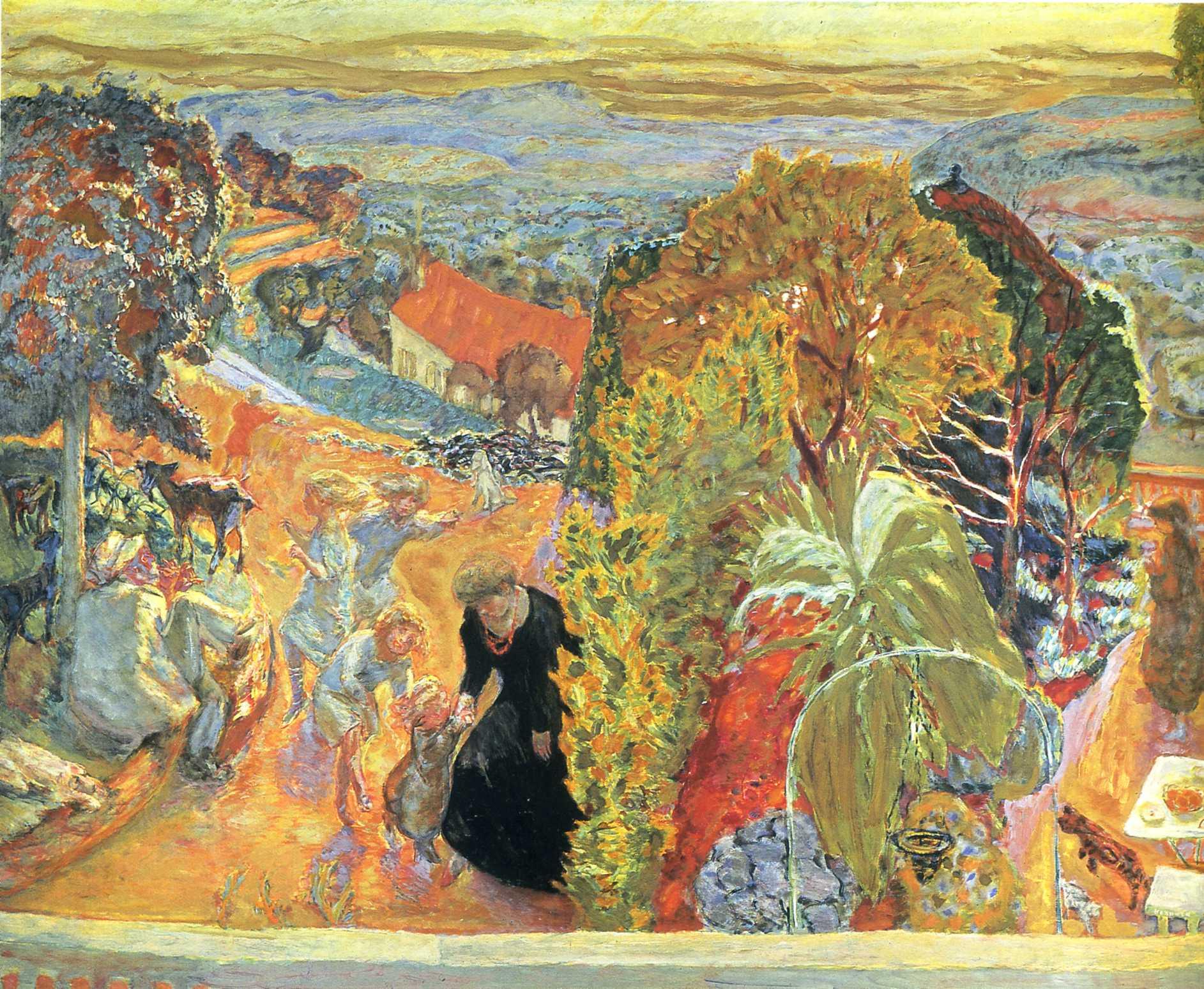 * une toile sur la toile * - Page 17 In-summer-1931