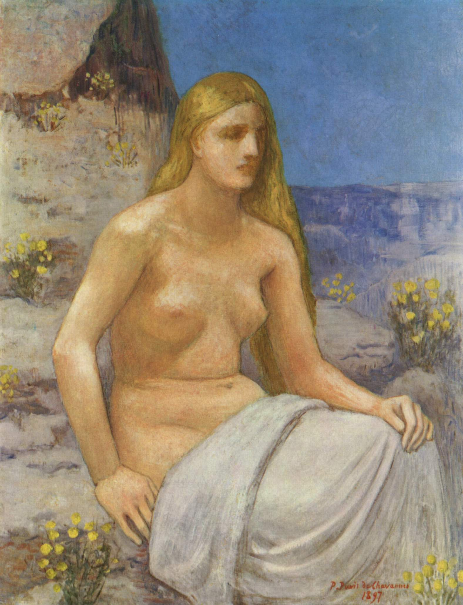 The Penitent Magdalen, 1897