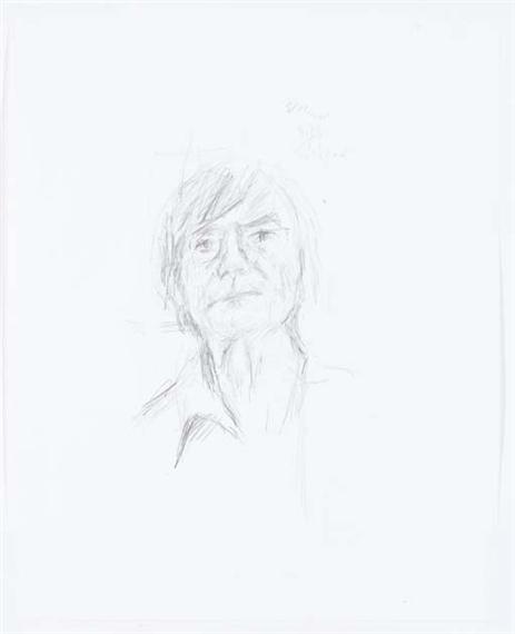 Self-Portrait - Pierre Tal Coat