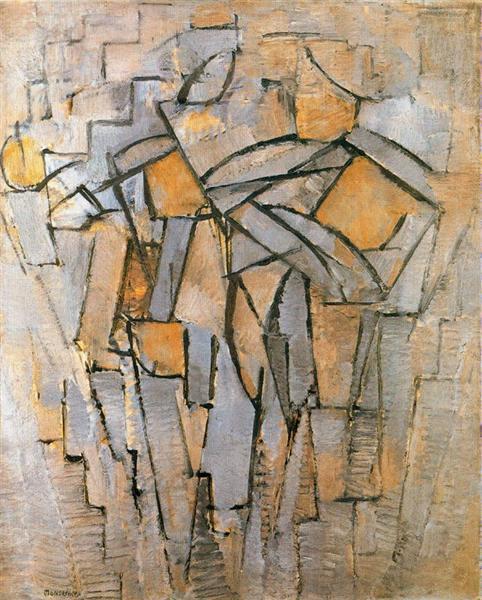 not identified, 1913 - Piet Mondrian