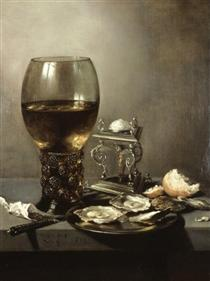 Still Life - Pieter Claesz