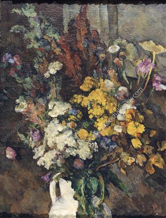 Autumn bouquet, 1919